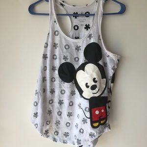 Disney Mickey and Minnie Tokyo tank top size large